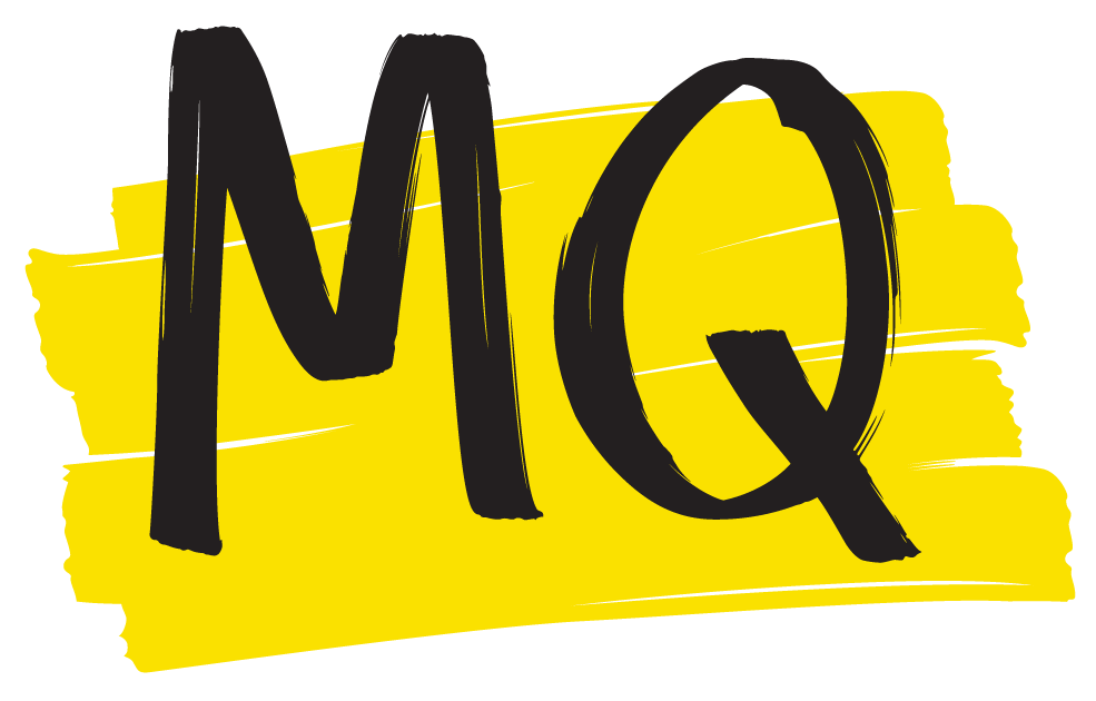 MQ Transforming mental health through research logo